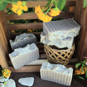 Cinnamon Oat Soap Bar