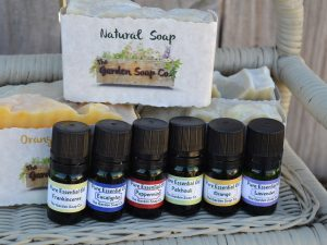 100% pure therapeutic grade essential oils