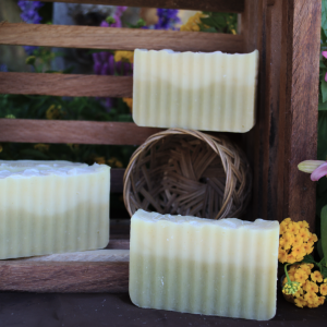 Lime Soap Bar