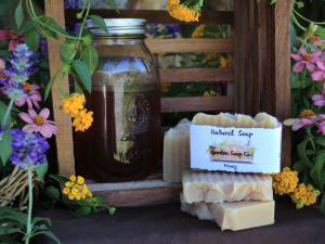 Honey Soap Bar
