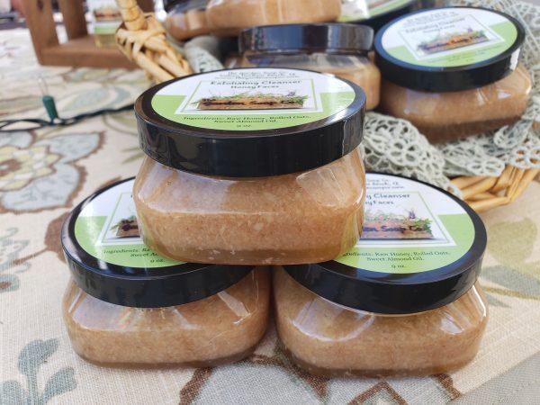 Honey Oatmeal Cleanser