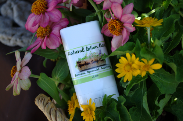 Solid Body Butter Lotion Bar
